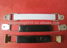 Manufacturing various patterns plastic case handle ,cheap plastic handle