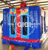 Christmas inflatable jumping castle for sale