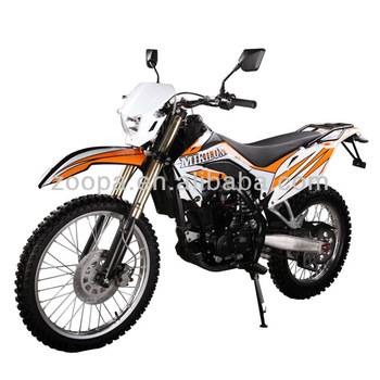 OFF ROAD 250CC DIRT BIKE WITH CE CERTIFICATE