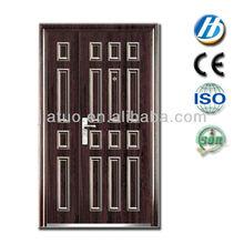 SM11 2014 zinc mortise handles yongkang steel doors factories door