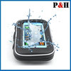 Waterproof fabric pouch case for mobile phones iphone 5