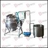 1000L VACUUM stainless steel jacket kettles with pump