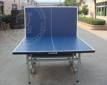 Table Tennis Table Mobile/Cheap Sale Ping Pong Table/Tennis De Table