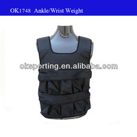 2014 new style sand weight vest