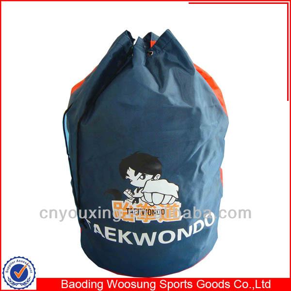 Super Duffle Martial arts Taekwondo Bag/ Sports Bag,taekwondo training equipment