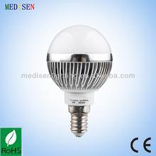 CE RoHS 3W 5W 7W Samsung 5630 SMD E27 E14 LED Bulb 2015