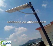 high lumen all in one integrated solar led street light