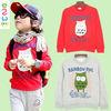 2014 wholesale children shirt fashion tops baby kids t-shirt printing Boy's Wear Children's Wear