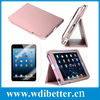 Wholesale for ipad leather case/for ipad 4 sleeve