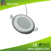 LED Ceiling Light Decorative Glass Lamp Cover 5W Recessed