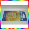 Hot selling customized blister packaging/pet blister package/in blister