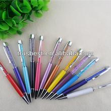 shenzhen thin ballpoint pen plastic pen