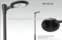 High quality beautiful design waterproof cheap price decorative led solar court light/lamp for garden illumination