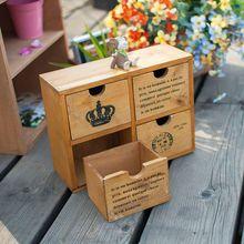 zakka crafts zakka do the old wooden storage box grocery adequate inventory C0320