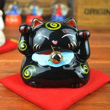 zakka ceramic piggy bank Lucky Cat Home Decoration creative gifts A0309