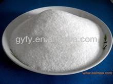 High molecular weight anionic polyacrylamide flocculant for coal washing