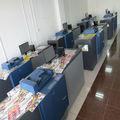 industrial y comercial a4 impresoras térmicas de la impresora portátil