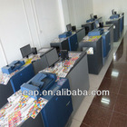 industrial commercial foil printing machine textile digital printing t-shirt printing machine