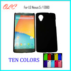 Rubberized Hard Case Cover for LG Nexus 5