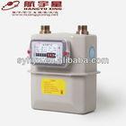 Explosion Proof Durable Household Steel Case Diaphragm Gas Meter G4.0