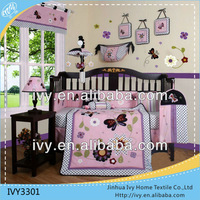 New fashion embroidery fairy bedding sets