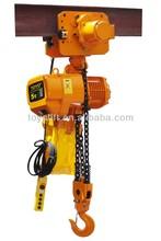 1.5 ton electric chain hoist