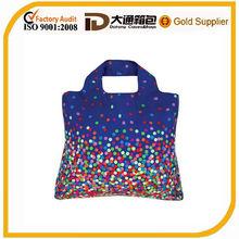 2014 wholesale foldable shopping bag fruit shopping bag