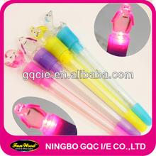 FUNWOOD Cartoon shape light pen.many shapes can be available