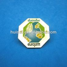 2014 High quality promotion soft Enamel football club pin badge