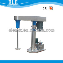 high speed emulsion paint mixing machine