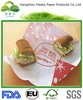 For Christmas Food Greaseproof Paper Wrapping