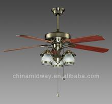 """2014 Ceiling Fan with Light/52"""" ceiling fan"""
