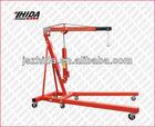 Engine repair tools, hydraulic engine hoist,adjustable speed ram