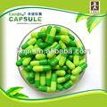 tamaño 3 cápsula transparente cáscara vacía gmp de cápsulas de gelatina cápsula vacía