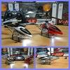 juguetes helicoptero de controle remoto profissional de radio control por infrarrojos dotado de 3.5 canales
