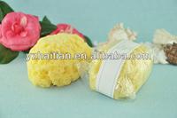 bath flower shower sponge