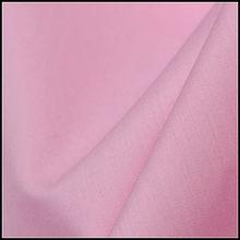 llano teñido de hilados de algodón chambray para la falda