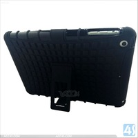 Hot Product 2014 Hybird Robot Cover Case For Ipad Mini Retina