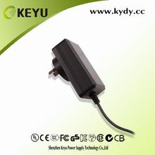 12V 1.5A SR output video power adapter