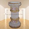 Frp Decoration Roman Column/pillar PU Roman Column /Home decor hollow pillars