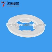 Heying high quality superior nylon plastic washer11.5*4.5*0.8