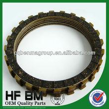 103 material clutch plate pulsar 180,green clutch disc, rubber cork clutch disc for motor