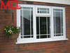upvc window suppliers in china,UPVC/PVC casement window with tempered glass picture