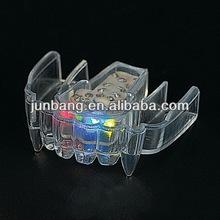 LED Flashing Fangs