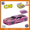 Stamping wholesales car shape three-layers pencil tin box