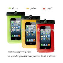 colorful waterproof mobile bags