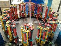 ROPENET Manufacturer Round rope braiding machine/ Elastic cord braiding machine/ shoe lace braiding machine