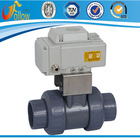 8 inch pvc union hydraulic ball valve