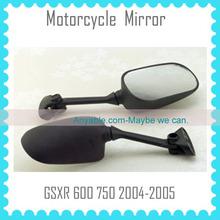 motorcycle parts factory For SUZUKI GSXR600 GSXR750 2004 2005 motorcycle rar view mirror