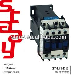 ST-LP1-D1211 DC Operates AC Contactor